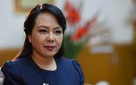 Quốc hội miễn nhiệm Bộ trưởng Y tế Nguyễn Thị Kim Tiến vào hôm nay