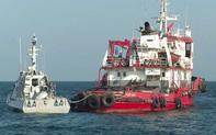 """Bất ngờ tranh cãi về """"số phận"""" của các bệ toilet trên 3 con tàu Nga vừa trả cho Ukraine"""