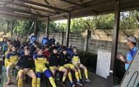 ĐT nữ Việt Nam tập đá luân lưu chuẩn bị cho quyết đấu với Thái Lan