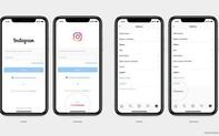 Facebook thay đổi logo mới trên ứng dụng con