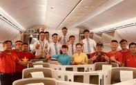 """Vietnam Airlines bố trí riêng một """"siêu máy bay"""" Boeing để đón đoàn thể thao từ Manila về Hà Nội"""