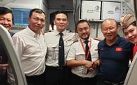 Vietjet tặng 1 năm bay miễn phí khắp châu Á cho tuyển Việt Nam