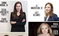 """Phần Lan gây """"chấn động"""": Thủ tướng trẻ nhất thế giới và chính phủ do 5 người phụ nữ lãnh đạo"""