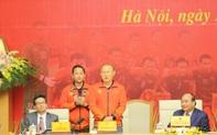 """HLV Park Hang-seo: """"Vinh quang của đội tuyển bóng đá nam hôm nay dành tặng cho người hâm mộ Việt Nam"""""""