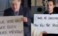 """Nỗ lực cuối trước bầu cử, Thủ tướng Anh hóa """"gã si tình"""" trong phim lãng mạn kinh điển"""