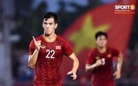 """Tiền đạo U22 Việt Nam: """"Tôi muốn dành tặng chiến thắng này đến tất cả người dân Việt Nam"""""""