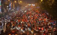 Sáng nay, ô nhiễm không khí ở Hà Nội vượt ngưỡng báo động đỏ, cực kỳ nguy hại đến sức khỏe