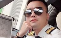 Bất ngờ cơ trưởng lái chiếc máy bay chở toàn đội tuyển quốc gia từ Philippines về nước