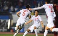 [Clip] Hai pha cứu thua xuất sắc của các cầu thủ U22 Việt Nam trong trận chung kết SEA Games 30