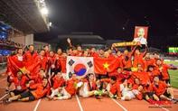 Hà Nội lên phương án đón 2 đội tuyển bóng đá và Đoàn Thể thao Việt Nam về nước