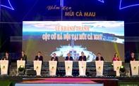 Cột cờ Hà Nội tại Cà Mau tạo thêm một biểu tượng về sự thống nhất giang sơn gấm vóc, chủ quyền quốc gia của Việt Nam