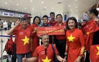 [Trực tiếp] Đón U22 Việt Nam và ĐT nữ Việt Nam mang cú đúp Huy chương vàng về Tổ quốc