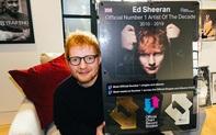 """Ed Sheeran - Nghệ sỹ của thập kỷ bật mí về """"bí quyết"""" thành công"""