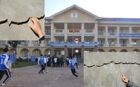 Gia Lai: Trường học vừa mới đưa vào sử dụng đã  bị hư hỏng