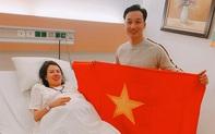MC Thành Trung trải lòng khi vợ sinh đôi con trai
