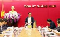 Bí thư Trung ương Đảng Trần Cẩm Tú: Tiếp tục thực hiện các biện pháp kiểm soát quyền lực, chống chạy chức chạy quyền