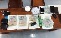 Bắt quả tang 6 đối tượng đánh bạc trong quán cà phê