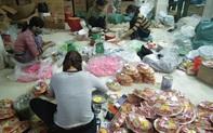 Hà Nội: Thu giữ hàng nghìn hộp bánh và mứt Tết
