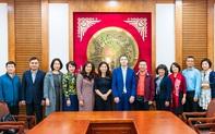 Cục trưởng Cục Hợp tác quốc tế tiếp Vụ trưởng, Phụ trách hành chính Vùng Wallonie-Bruxelles