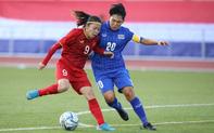 Ngày thi đấu chính thức thứ 8 SEA Games 30: Bóng đá nữ bước tới HCV