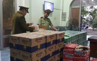 Thu giữ hơn 4.000 chai bia mang nhãn hiệu Heineken, Corona, Budweiser