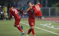 HLV Park Hang-seo úp mở về khả năng trở lại của Quang Hải trong trận chung kết