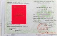Trước 'hạn chót' thi, cấp chứng chỉ ngoại ngữ, Thanh tra Bộ GDĐT ra công văn Khẩn
