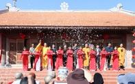 Khánh thành chùa Trúc Lâm Cô Tô: Cột mốc văn hóa tâm linh nơi biển đảo