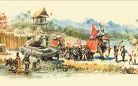 Tác phẩm được lấy cảm hứng từ câu chuyện có thật về hai chú voi Việt Nam tặng nước Nga