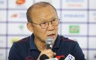 HLV Park Hang-seo khẳng định không do thám U22 Campuchia