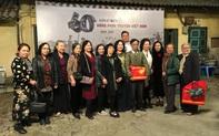 Nghệ sĩ gạo cội tổ chức gặp mặt, kỷ niệm 60 năm thành lập Hãng phim truyện Việt Nam