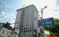 Thủ tướng Chính phủ yêu cầu Hà Nội xử lý dứt điểm sai phạm tại Dự án 8B Lê Trực sau nhiều năm chậm trễ
