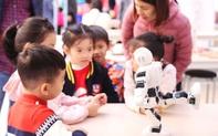 Trường của TS. Giáp Văn Dương tổng kết môn học STEAM và hành trình truyền cảm hứng cho học sinh tiểu học