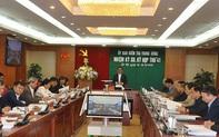 Thông cáo báo chí Kỳ họp 41 của Ủy ban Kiểm tra Trung ương