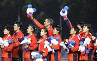 ĐT nữ Việt Nam sẽ ở lại Manila để cổ vũ U22 Việt Nam