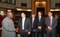 Trưởng Ban Tổ chức Trung ương Phạm Minh Chính thăm và làm việc tại Tanzania