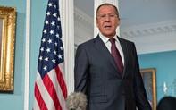 Ngoại trưởng Nga đến Washington: Chưa rõ tín hiệu với Tổng thống Trump