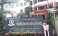 Năm 2019 trường Đại học Nội vụ Hà Nội tuyển sinh như thế nào?