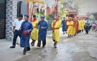 Tưng bừng Lễ cầu ngư làng chài Sâm Riêng, Quảng Nam