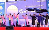 Sôi động Ngày thơ Việt Nam tại thành phố Bắc Giang