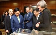 Phó Thủ tướng, Bộ trưởng Ngoại giao Phạm Bình Minh thăm Đức