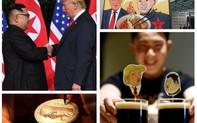 """Người dân Singapore """"hốt bạc"""" nhờ những cách sáng tạo """"ăn theo"""" Hội nghị Thượng đỉnh Mỹ-Triều"""