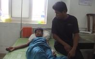 Cứu sống bệnh nhân bị mũi tên sắt đâm sâu vào ngực