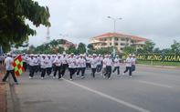 Quảng Bình: Tổ chức Ngày chạy Olympic vì sức khỏe toàn dân năm 2019