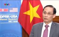 Hội nghị Thượng đỉnh Hoa Kỳ - Triều Tiên, Việt Nam mong muốn đóng góp cho hòa bình