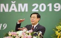 Phó Thủ tướng Vương Đình Huệ dự hội nghị triển khai nhiệm vụ phát triển thị trường chứng khoán năm 2019