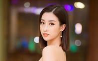 Hết nhiệm kỳ, Hoa hậu Đỗ Mỹ Linh ngày càng quyến rũ