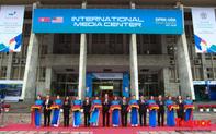 Khai trương trung tâm báo chí quốc tế Hội nghị Thượng đỉnh Hoa Kỳ - Triều Tiên lần 2