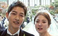 """Sau tin đồn hôn nhân rạn nứt, cặp đôi """"Song"""" nổi tiếng của Hàn Quốc đã lên tiếng"""
