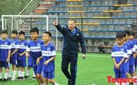 Đào tạo bóng đá trẻ: Các HLV của Á quân World Cup 2018 hướng đến Việt Nam